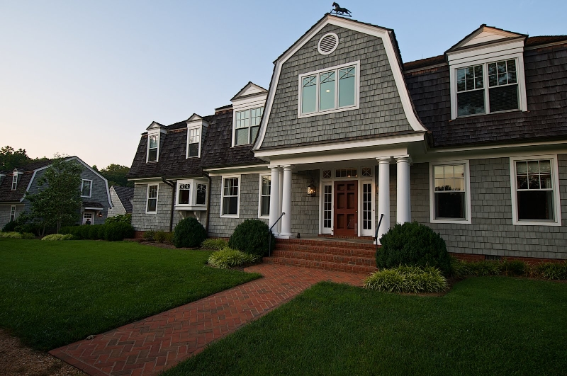 New England Style Homes Shingle Style House Plans New